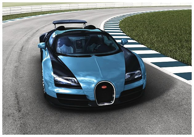 為向當年為Bugatti奪冠的奇車手致敬,特打造限量紀念車Les Légende...