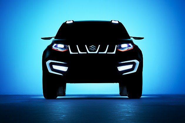 Suzuki預告將在本屆法蘭克福車展中發表全新概念休旅iV-4 Concept。...