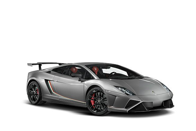 Lamborghini將在法蘭克福車展發表全新街道版賽車Gallardo Squ...