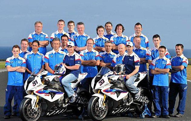 最早BMW Motorrad Motorsport之堅強陣容 WSBK