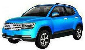 江蘇金湖歐陸汽車有限公司的最新SUV產品。 網易汽車