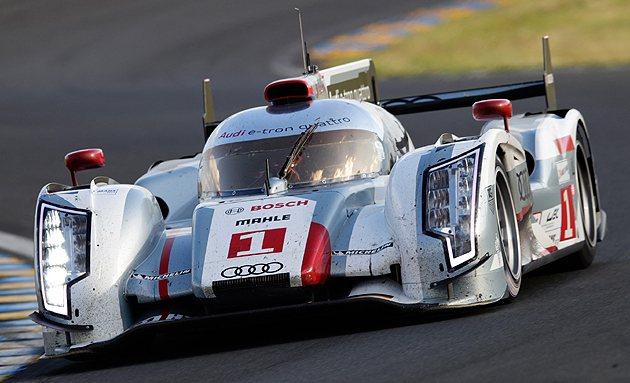 R18 e-tron在今年Le Mans大賽中再度證明身價。 Audi