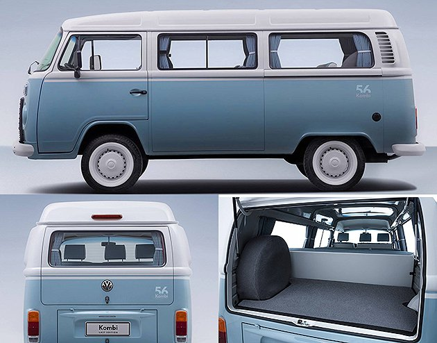 經典的雙色配置。 VW