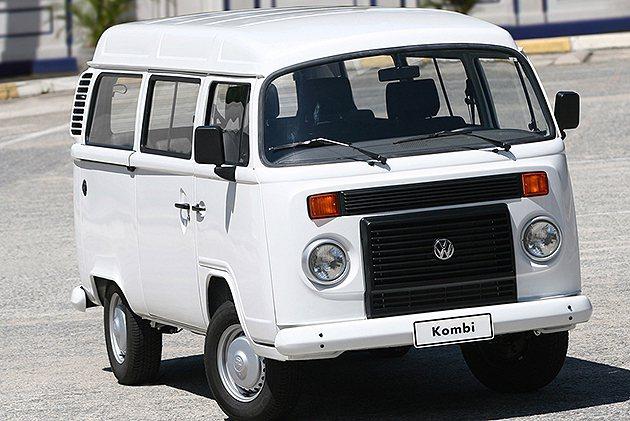 VW Kombi在巴西已經生產了50多年。 VW