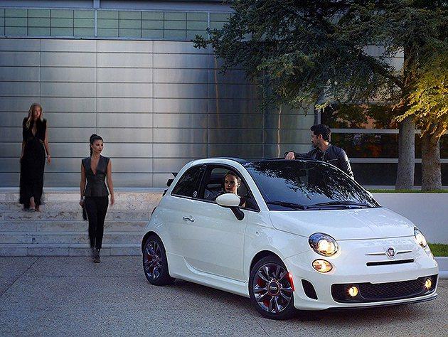 型男專屬,肌肉跑車靠邊站。 Fiat