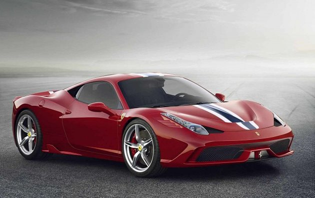 Ferrari 458 Speciale將在法蘭克福車展首演。 Ferrari提...