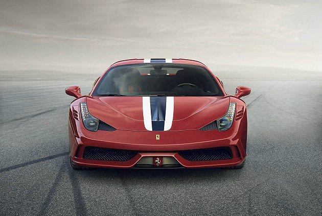 458 Speciale擁有極佳的駕馭樂趣與操控感。 Ferrari提供