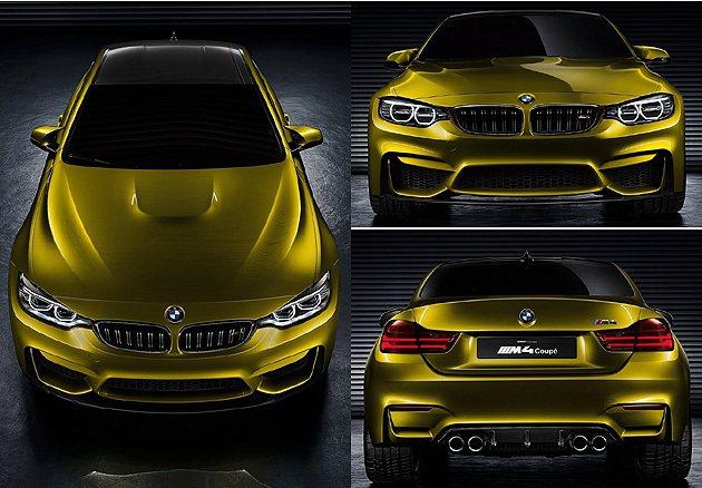 引擎蓋的隆起也是M Power象徵。 BMW