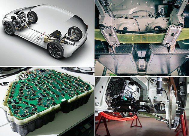Le Mans耐久賽的科技讓小獅王引擎效能全面革新。 Peugeot