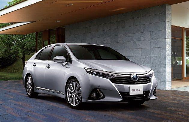 新外觀與設計頗吸睛。 Toyota提供