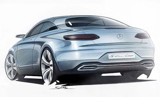 車尾部分融入幾分義大利風格。 M-Benz