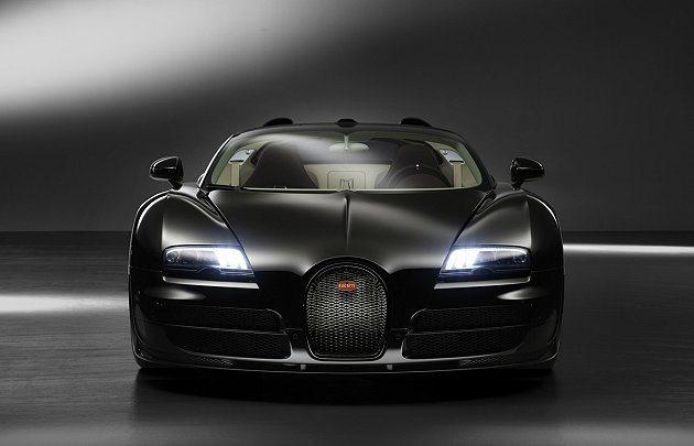 Veyron Grand Sport Vitesse Jean Bugatti搭...