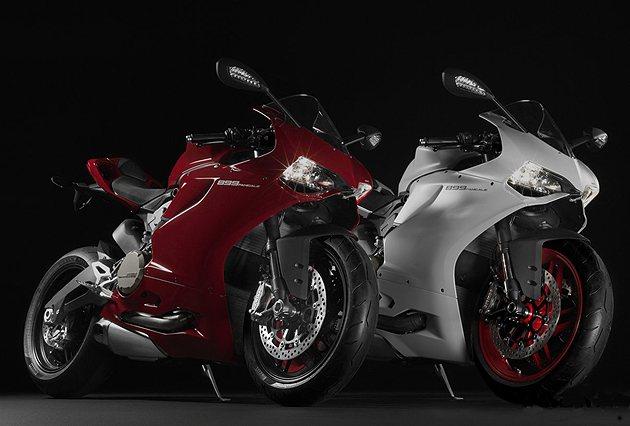 899 Panigale維持經典雙色 Ducati