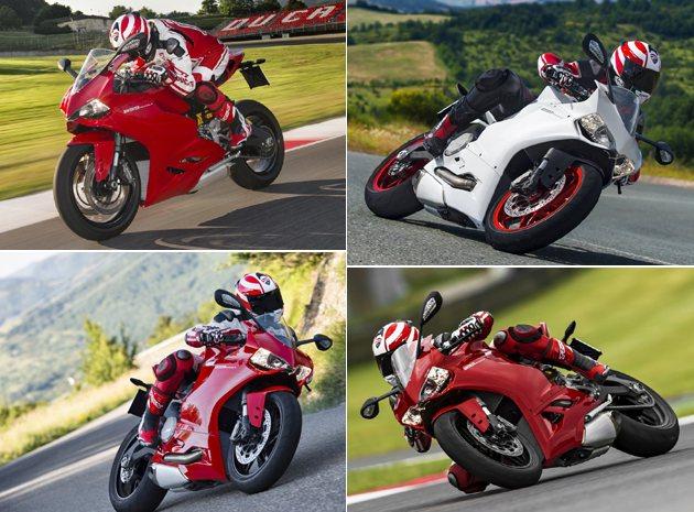 不管賽道還是一般道路,899 Panigale展現Ducati最均衡的操控感。 ...