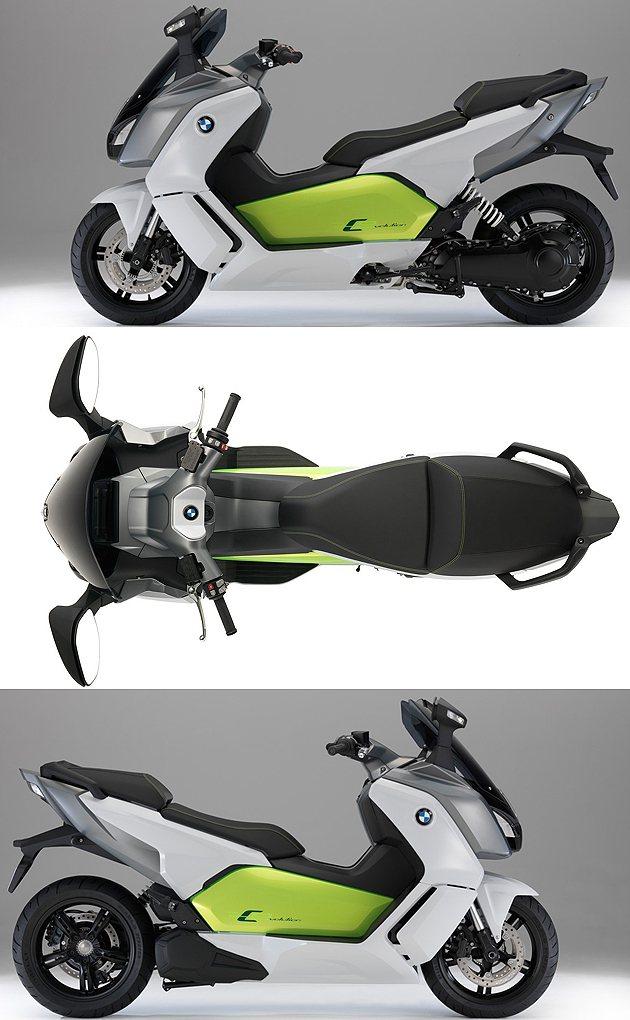 外觀與c600 sport相仿。 BMW