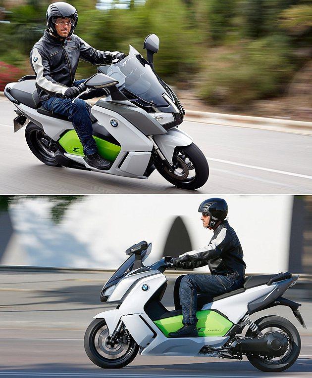 C Evolution的馬力輸出可隨模式調整,模組化的成果。 BMW