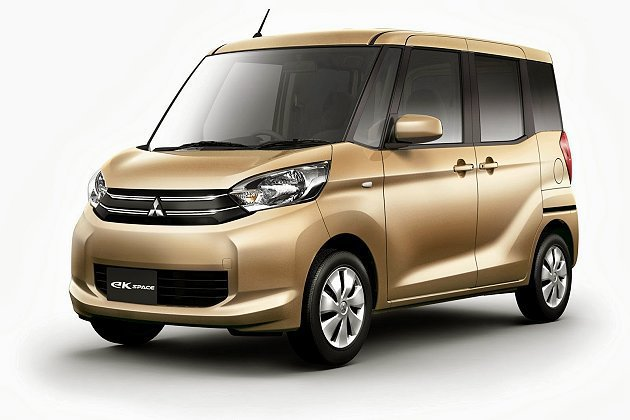 eK 被形容為「超高旅行車」。 Mitsubishi提供