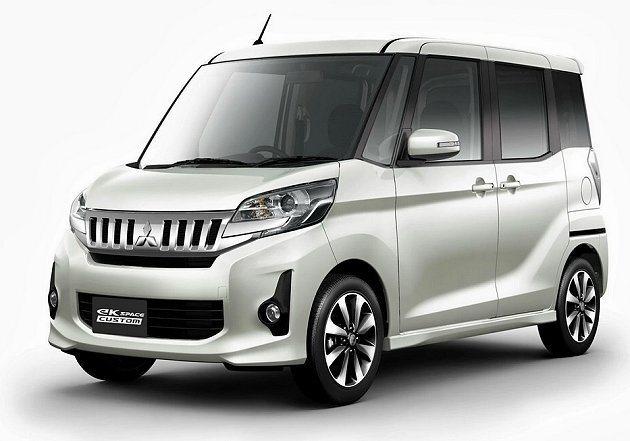 東京車展Mitshbishi將發表微型小車eK Space以及eK Space ...