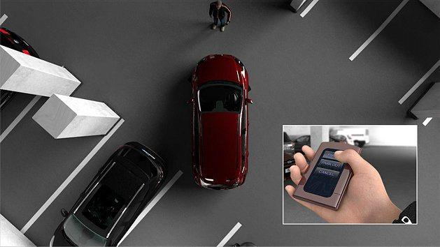 Fully Assisted Parking Aid系統讓車主可在車外遙控讓愛車...