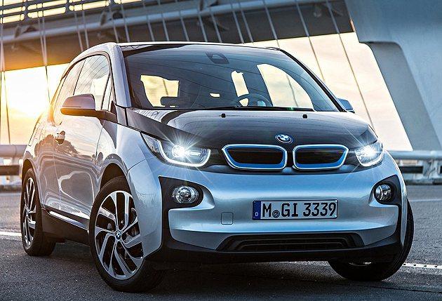 BMW i3沒有入選。 BMW