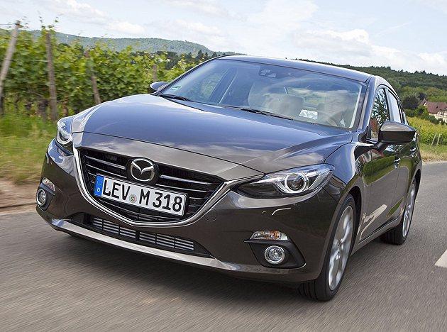 Mazda3也即將導入國內。 Mazda
