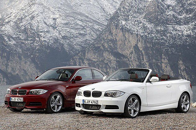 E82與E88的1-Series coupe/convertible已經停產。...