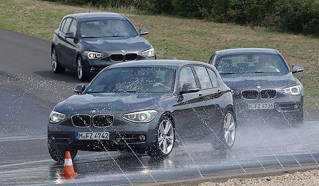 F20世代的1-Series BMW