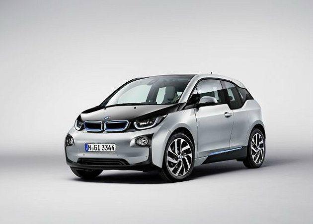 i3電動車獲Gold Prize。 BMW提供