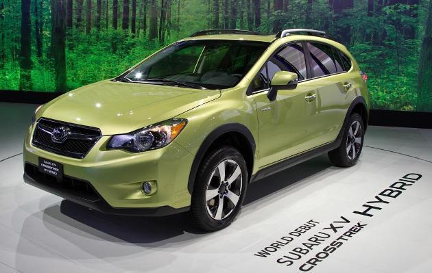 XV Hybrid Subaru