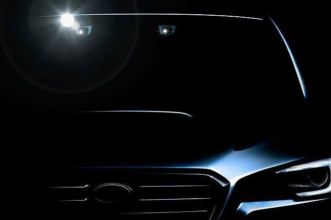 Subaru Levorg運動旅行概念車將登場。 Subaru提供