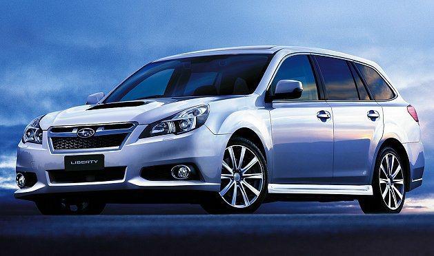 Subaru旗下休旅產品將有新面容。 Subaru提供