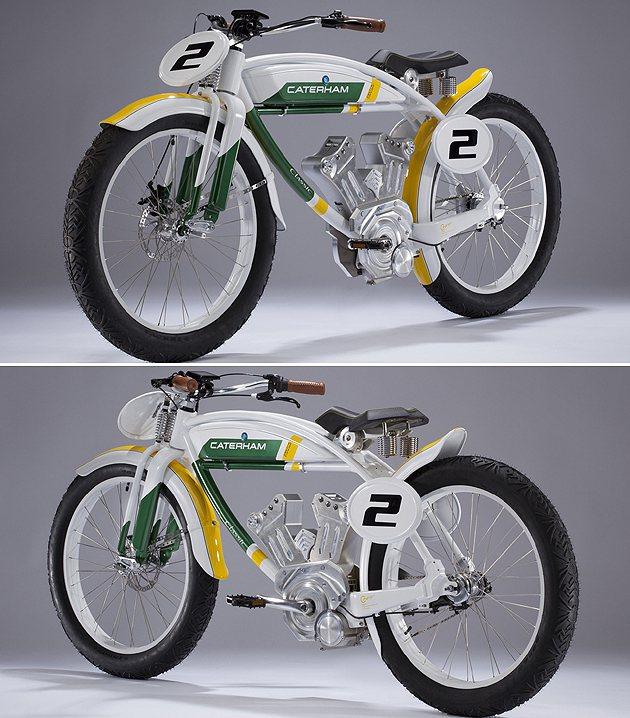 Classic E-Bike Caterham