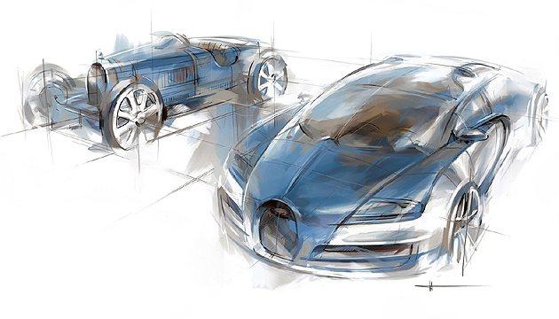 Bugatti Legend Meo Constantini也向Type 35賽...