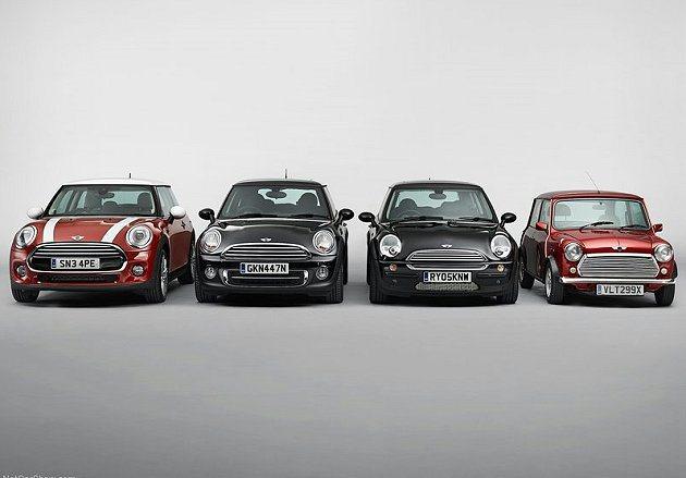 全新MINI將在東京車展與洛杉磯車展跟車迷見面,並預計2014年春天上市。 MI...