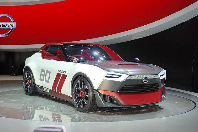 Nissan概念車IDx Noismo很具賽車風格。 記者趙惠群/攝影