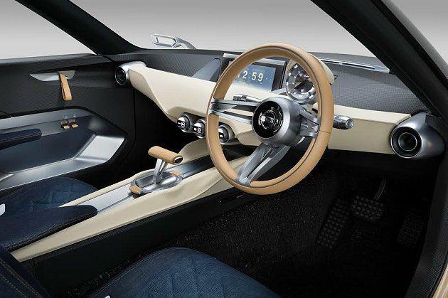IDx Freeflow車內為簡約多功能的未來科技化座艙。 記者趙惠群/攝影
