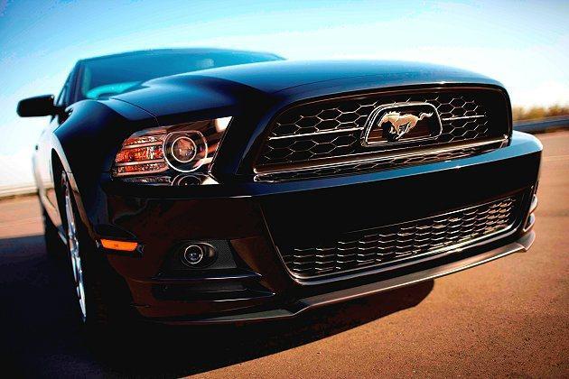 2014年是Mustang問世50週年。 Ford提供