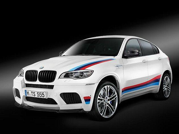 BMW為全球性能車迷推出限量百台的X6 M Design Edition限定版。...