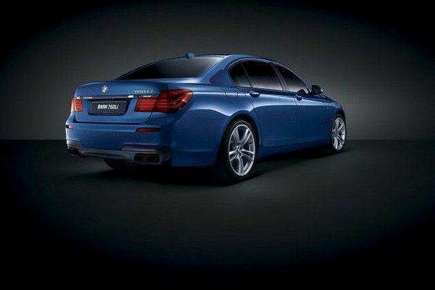 760Li V12 M Bi-Turbo搭載6.0升V12雙渦輪增壓引擎,擁有5...