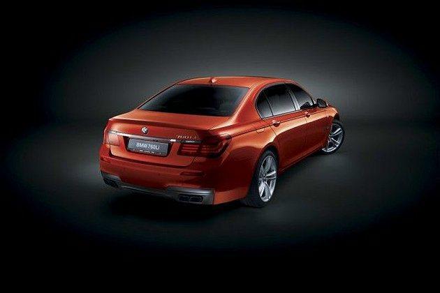 760Li V12 M Bi-Turbo提供8種車色可選,包括F1一級方程式賽道...
