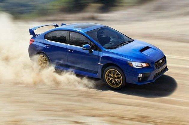 Subaru總代理台灣意美汽車預計2014年第二季末導入最新一代WRX與WRX ...