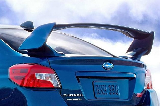 新一代WRX STI搭載大型擾流尾翼,且在懸吊系統、煞車與底盤部分都會做強化。 ...