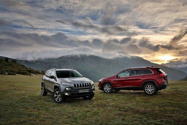 Jeep將在3月的日內瓦車展,推出全新柴油版Cherokee。 Jeep提供