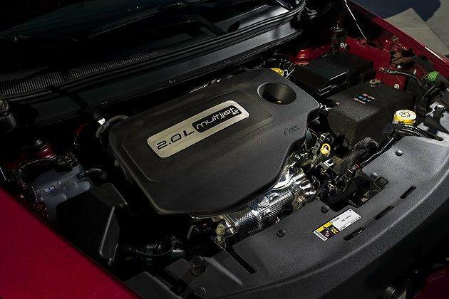 Cherokee柴油版搭載全新Multijet II渦輪增壓柴油引擎。 Jeep...