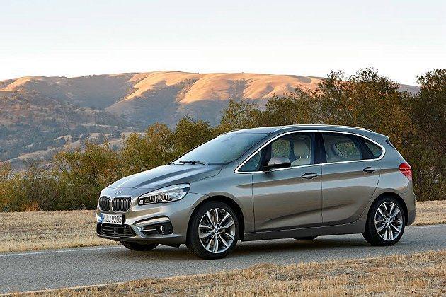 2 Series Active Tourer讓BMW產品陣容更堅實。 BMW提供
