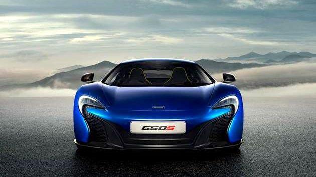 650S馬力達650hp,F1車手Jenson Button參與協助開發。 Mc...