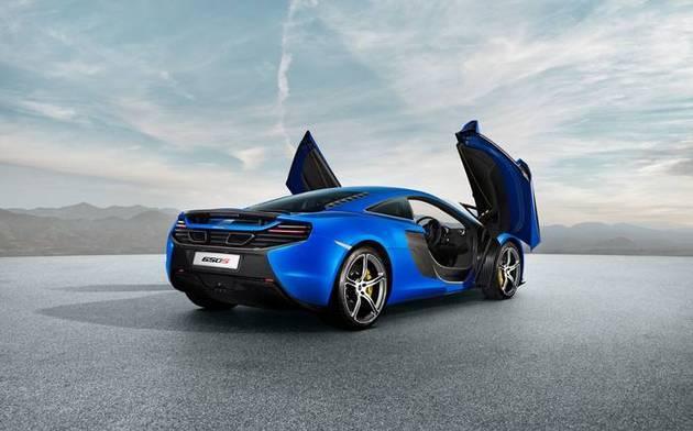 650S在空氣力學、懸吊系統、煞車系統、變速系統等都有所進化。 McLaren