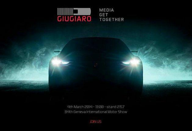 Italdesign Giugiaro將發表的全新概念車應是一款四門轎跑,設計也...
