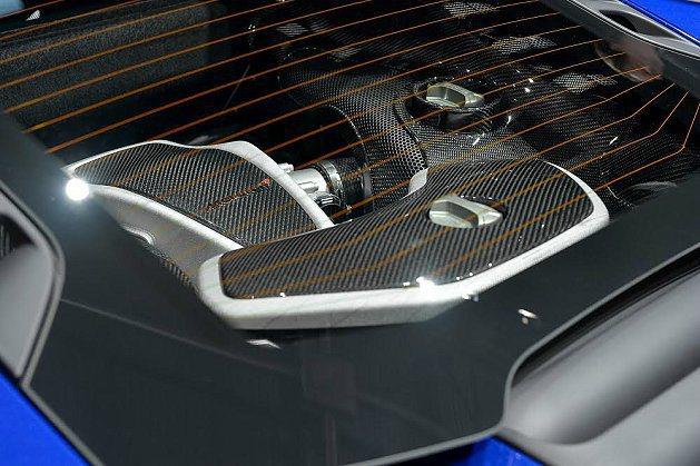 650S採用的是新世代M838T雙渦輪增壓V8引擎。 McLaren提供