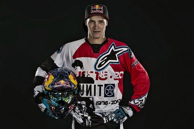 2013年的世界冠軍的法國好手托馬斯‧佩吉斯 (Thomas Pages)。 R...